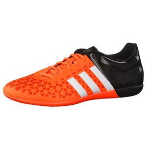 adidas ACE 15.3 IN Fußball Hallenschuh orange schwarz