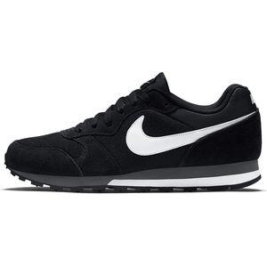 Nike MD Runner 2 Herren Retro Sneaker schwarz weiß – Bild 2