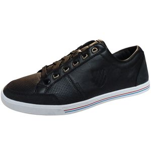 K-Swiss Match Court P Herrensneaker schwarz