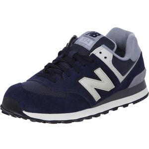 New Balance ML574VAB Herren Sneaker navy grau – Bild 1