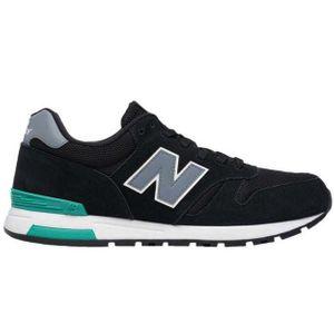 New Balance ML565BGT Herren Sneaker schwarz grün  – Bild 2