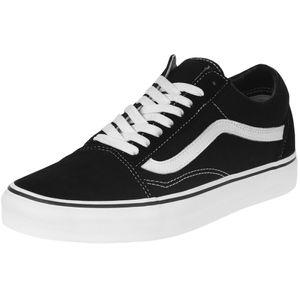 Vans Old Skool Herren Sneaker schwarz weiß