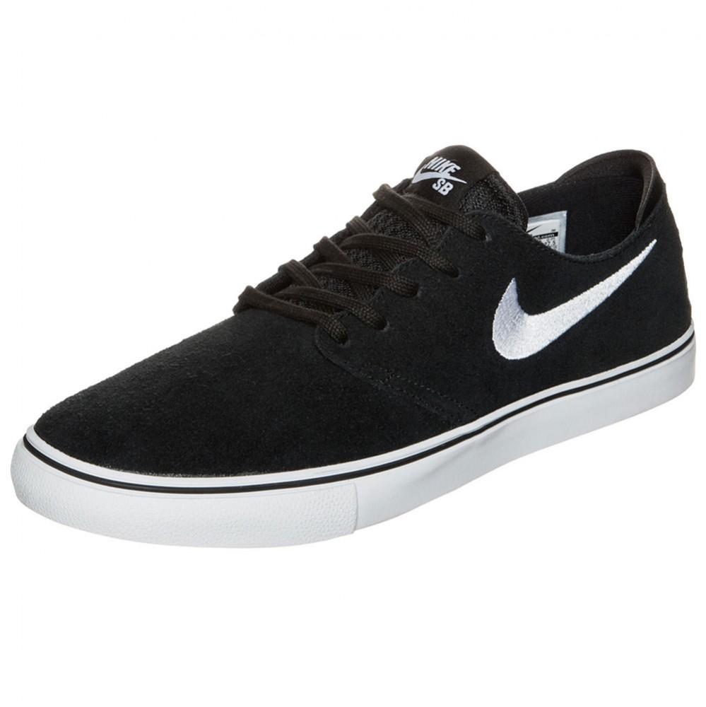 Nike Zoom Oneshot SB Herren Sneaker schwarz weiß