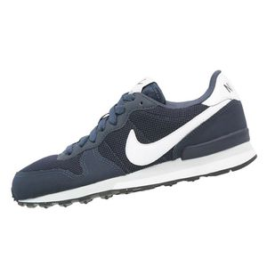 Nike Internationalist GS Kinder Damen Sneaker blau