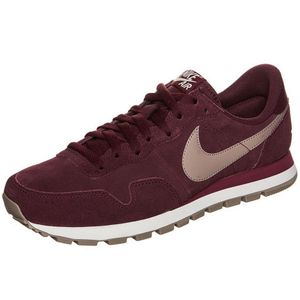 Nike Air Pegasus 83 Leather Herren Sneaker maroon