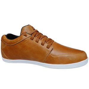 K1X LP Low Leather Herren Sneaker braun wheat – Bild 2