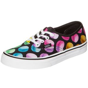 Vans Authentic Damen Sneaker black macaroons