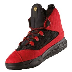 adidas D Rose Dominate 2016 Basketball rot schwarz – Bild 3