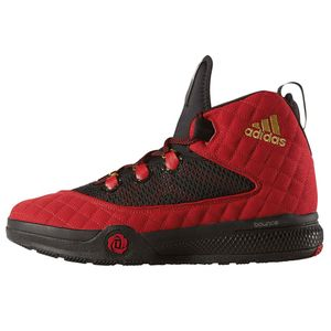 adidas D Rose Dominate 2016 Basketball rot schwarz