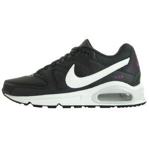 Nike Air Max Command GS Sneaker schwarz weiß lila