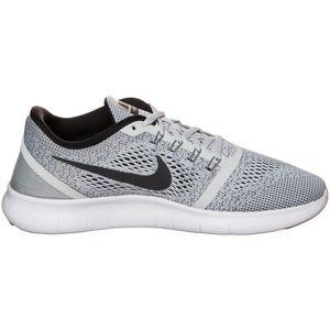 Nike Free RN Herren Running Sneaker grau weiß – Bild 2