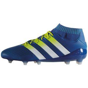 adidas ACE 16.1 Primeknit FG/AG Herren Fußballschuh blau – Bild 1