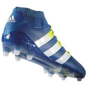 adidas ACE 16.1 Primeknit FG/AG Herren Fußballschuh blau – Bild 3