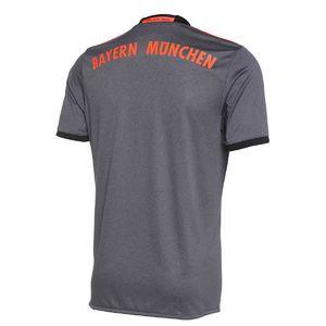 adidas FC Bayern München Away Auswärtstrikot 16/17 Kinder – Bild 2
