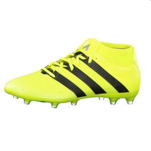 adidas ACE 16.2 Primemesh FG/AG Herren Fußballschuh gelb – Bild 1