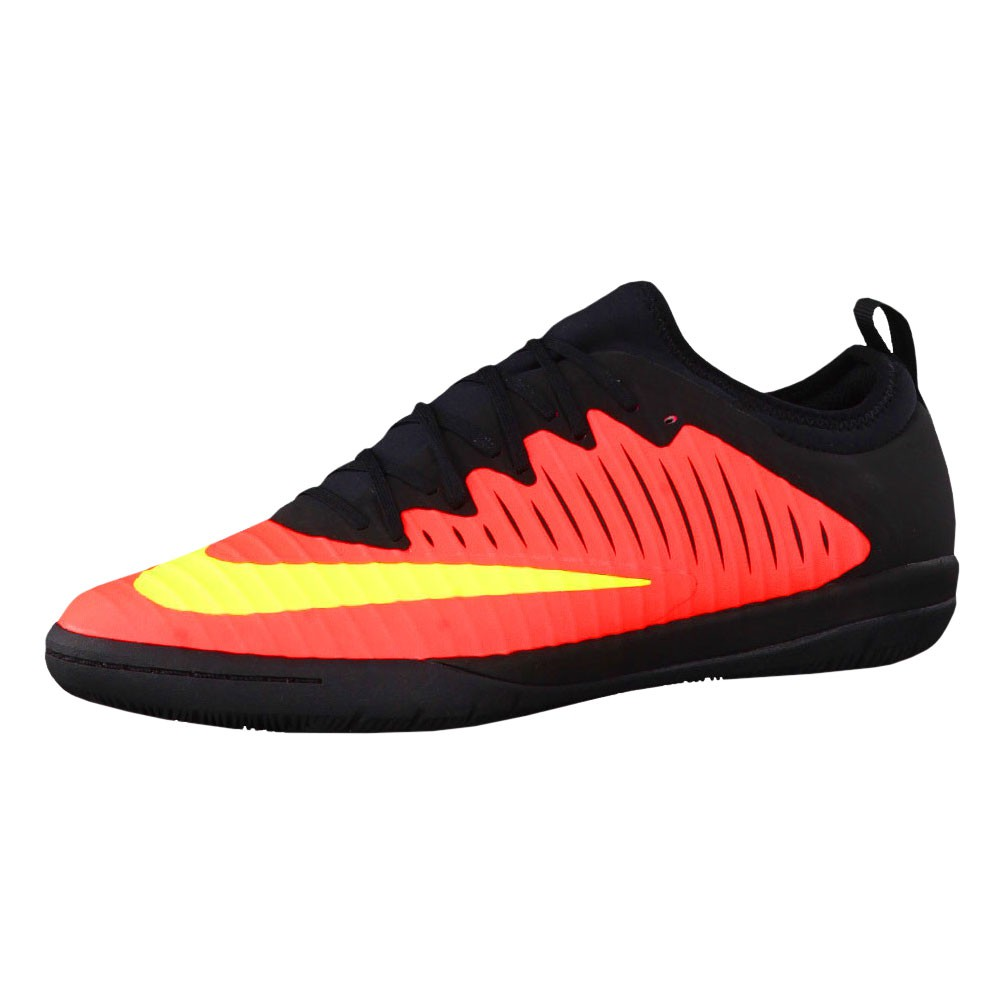 Nike Mercurial X Finale II IC Herren Hallenschuh neon schwarz
