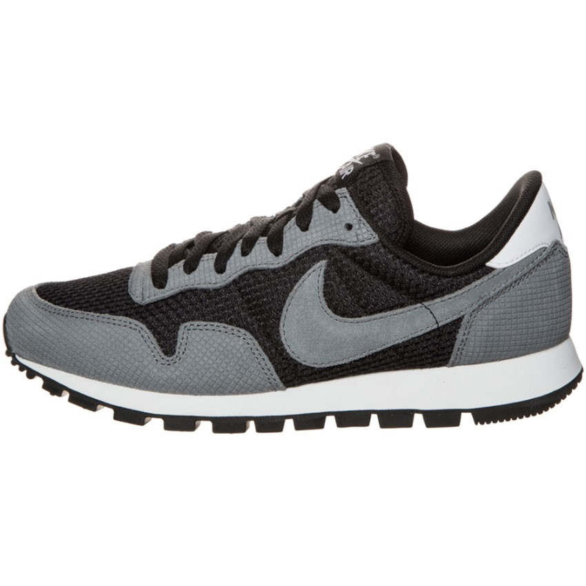 nike wmns air pegasus 39 83 damen sneaker grau schwarz. Black Bedroom Furniture Sets. Home Design Ideas