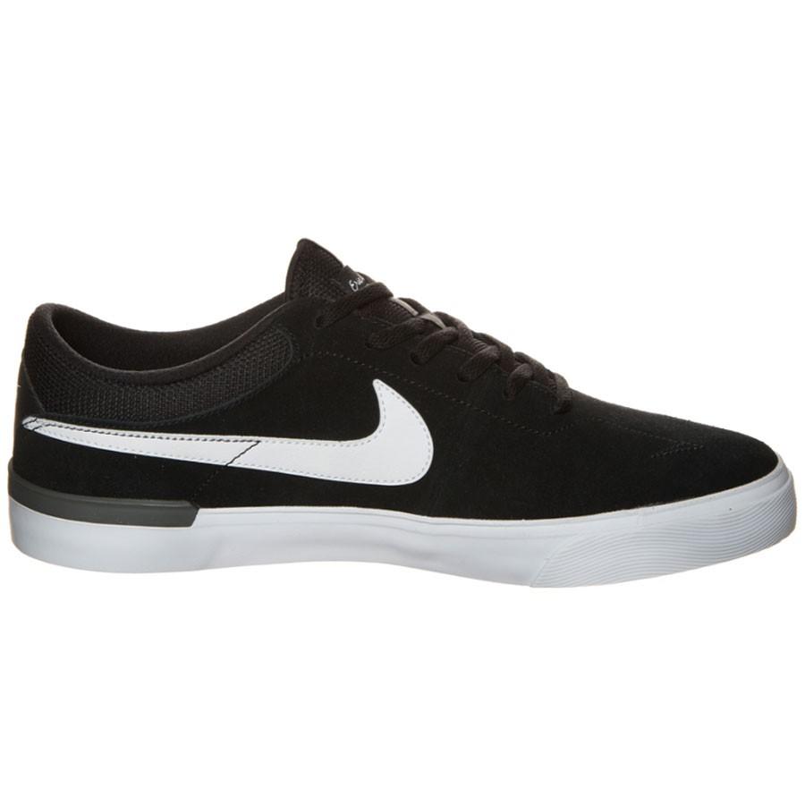 Nike SB Koston Hypervulc Sneaker schwarz weiß