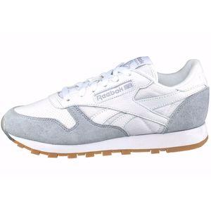 Reebok Classic Leather SPP Damen Sneaker weiß grau