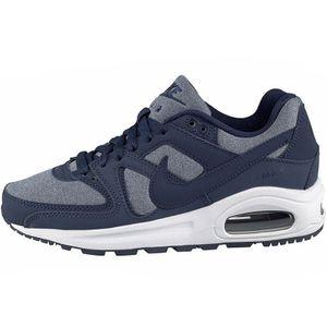 Nike Air Max Command Flex GS Sneaker blau weiß – Bild 1
