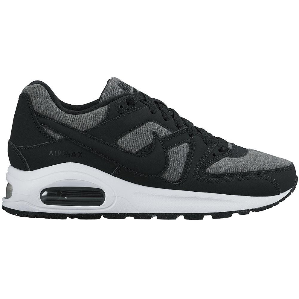 nike air max command flex gs sneaker schwarz grau. Black Bedroom Furniture Sets. Home Design Ideas