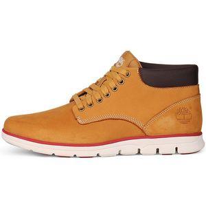 Timberland Chukka Leather Herren Boot beige – Bild 1