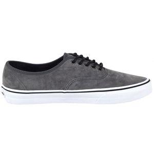 Vans Authentic Textured Suede Sneaker grau – Bild 2