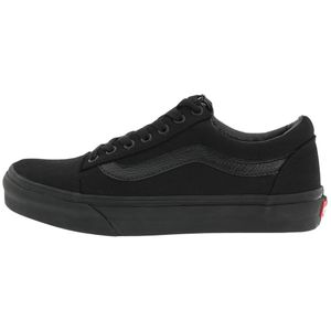 Vans Old Skool Sneaker schwarz all black