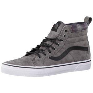 Vans SK8-Hi MTE High-Top Sneaker grau schwarz