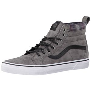 Vans SK8-Hi MTE High-Top Sneaker grau schwarz – Bild 1