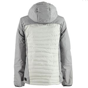 Brunotti Jisernia Women Ski Snowboardjacke light grey melee – Bild 2