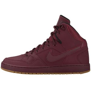 Nike Son of Force Mid Winter High-Top Sneaker weinrot  – Bild 1