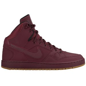 Nike Son of Force Mid Winter High-Top Sneaker weinrot  – Bild 2