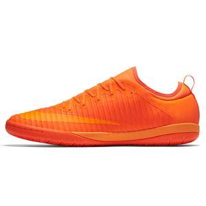 Nike Mercurial X Finale II IC Herren Hallenschuh orange – Bild 1