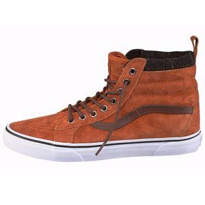 Vans SK8-Hi MTE High-Top Sneaker braun weiß