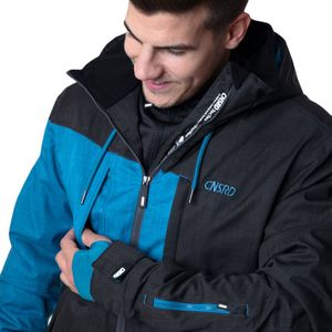 CNSRD Scotty Snowjacket Winter & Skijacke graphite ocean – Bild 3