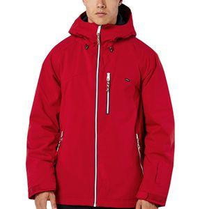 O'Neill PM Exile Jacket Men Ski- Snowboardjacke rot