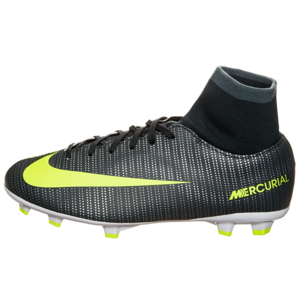 Buy Nike Mercurial Superfly Fg High Tops Grau Blau 86f9d A1f76