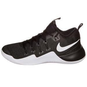 Nike Hypershift Basketball Sneaker schwarz weiß – Bild 1