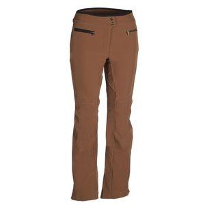 Phenix Jet Pants Damen Skihose braun – Bild 1