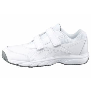 Reebok Work N Cushion KC 2.0 Klett Herrenschuh weiß – Bild 1