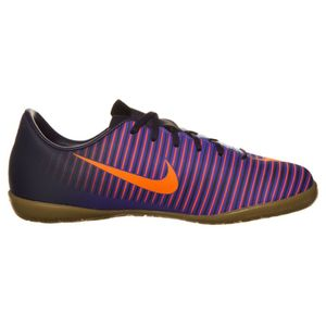 Nike JR Mercurial X Vapor XI IC Hallenschuh lila orange – Bild 2