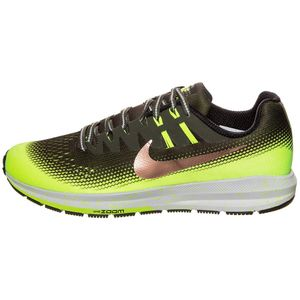 Nike Air Zoom Pegasus 33 Shield Running grün gelb – Bild 1