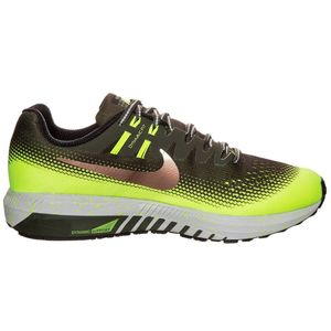 Nike Air Zoom Pegasus 33 Shield Running grün gelb – Bild 2
