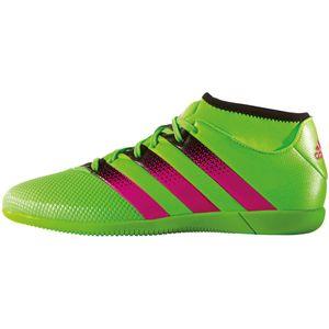 adidas ACE 16.3 PrimeMesh IN Fußballschuh grün – Bild 1