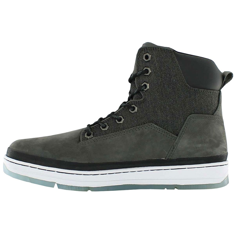 K1X State Sport High Top Sneaker Freizeitschuhe grau