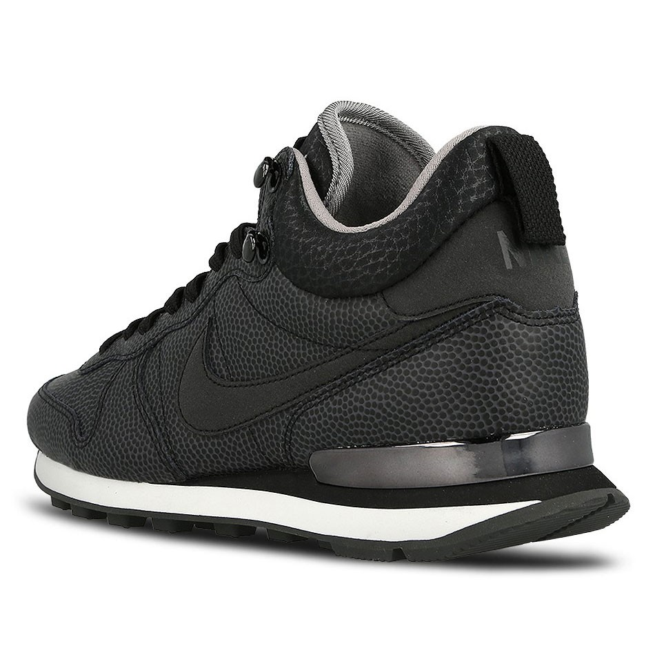 nike internationalist wmns damen schwarz