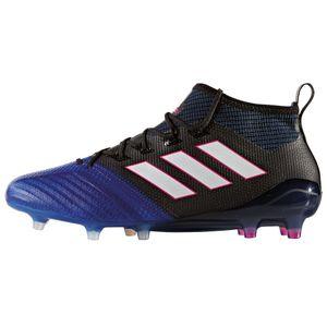 adidas ACE 17.1 Primeknit FG Herren Fußballschuh blau schwarz weiß – Bild 1
