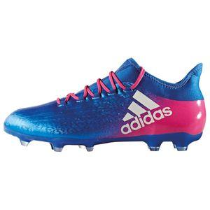 adidas X 16.2 FG Herren Fußballschuh blau pink – Bild 1