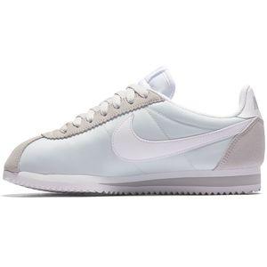 Nike WMNS Classic Cortez Nylon Damen Sneaker grau – Bild 1